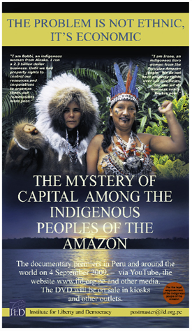 The Mystery of Capital among the Indigenous Peoples of the Amazon - cover